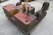 CATERPILLAR Counterweight D9T  Counterweight  Van Dijk Heavy Equipment