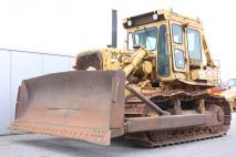 CATERPILLAR D7G 1976 Dozer  Van Dijk Heavy Equipment