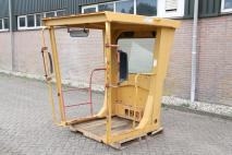 CATERPILLAR O-rops cab 140H  Cabine  Van Dijk Heavy Equipment
