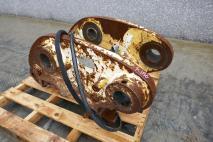 CATERPILLAR Quick coupler 320 2002 Parts  Van Dijk Heavy Equipment