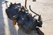 Caterpillar Transmission 416 0 Transmission  Van Dijk Heavy Equipment