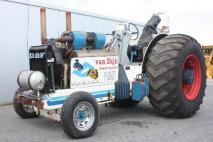 DAF MAXIII 1980 Agricultural tractor  Van Dijk Heavy Equipment