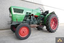 Deutz D3006P 1972 Vineyard tractor  Van Dijk Heavy Equipment