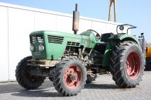 DEUTZ D4006A 1971 Agricultural tractor  Van Dijk Heavy Equipment