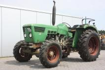 DEUTZ D4006A 1969 Agricultural tractor  Van Dijk Heavy Equipment