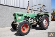 Deutz D5006 4wd 1969 Agricultural tractor  Van Dijk Heavy Equipment