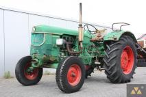 Deutz D6005 1967 Agricultural tractor  Van Dijk Heavy Equipment