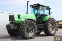 Deutz DX8.31 4WD 1994 Agricultural tractor  Van Dijk Heavy Equipment