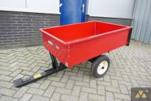 Farm cart Trailer 12 2019 Trailer  Van Dijk Heavy Equipment