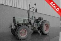 FENDT 260VA 1988 Vineyard tractor  Van Dijk Heavy Equipment