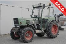 FENDT 270VA 1991 Vineyard tractor  Van Dijk Heavy Equipment