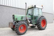 Fendt 270VA 1997 Vineyard tractor  Van Dijk Heavy Equipment