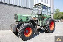 Fendt 270VA 1989 Vineyard tractor  Van Dijk Heavy Equipment