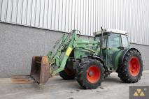 Fendt 275SA 1992 Vineyard tractor  Van Dijk Heavy Equipment