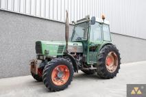 Fendt 275VA 1992 Vineyard tractor  Van Dijk Heavy Equipment