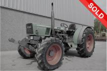 FENDT 280PA 1991 Agricultural tractor  Van Dijk Heavy Equipment