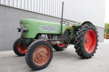Fendt Favorit 3 1964 Vintage tractor  Van Dijk Heavy Equipment