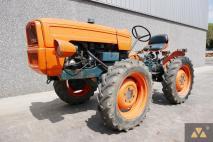 Fiat 215M 1965 Vintage tractor  Van Dijk Heavy Equipment