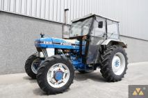Ford 2910 4WD 1985 Agricultural tractor  Van Dijk Heavy Equipment