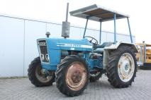 FORD 3600 4WD 1981 Agricultural tractor  Van Dijk Heavy Equipment