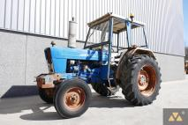 Ford 6600 1980 Agricultural tractor  Van Dijk Heavy Equipment
