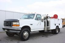 FORD F450 1995 Truck tractor  Van Dijk Heavy Equipment