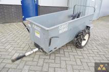 Fuerst M200G 2019 Trailer  Van Dijk Heavy Equipment