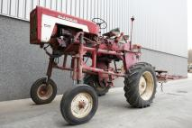 INTERNATIONAL 434HC 1967 Vineyard tractor  Van Dijk Heavy Equipment