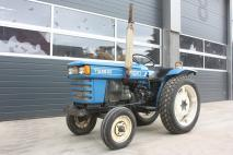 ISEKI TS1610 1988 Vineyard tractor  Van Dijk Heavy Equipment