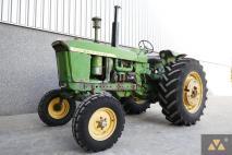 John Deere 3020 1966 Vintage tractor  Van Dijk Heavy Equipment