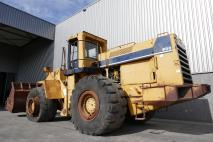 KOMATSU WA600-1L 1993 Loader Wheel  Van Dijk Heavy Equipment