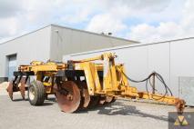 Kverneland RAU Titan V12 1996 Implement  Van Dijk Heavy Equipment