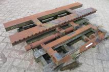 MANDINGERS Forkframe FEM3 1992 Implement  Van Dijk Heavy Equipment