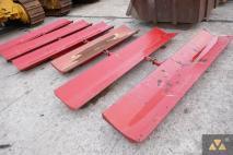 Peecon Blade 200 Cm 0 Blade  Van Dijk Heavy Equipment