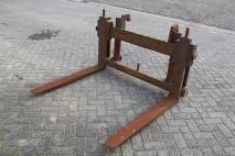 UNKNOWN Forks    Van Dijk Heavy Equipment