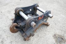 Verachtert Quick coupler CW-30 2013 Quick coupler  Van Dijk Heavy Equipment
