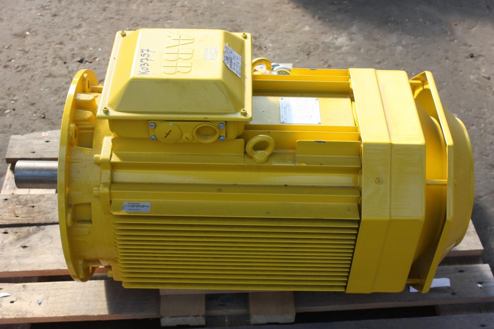 ABB 55KW 2014 Electric Motor 4 Van Dijk Heavy Equipment