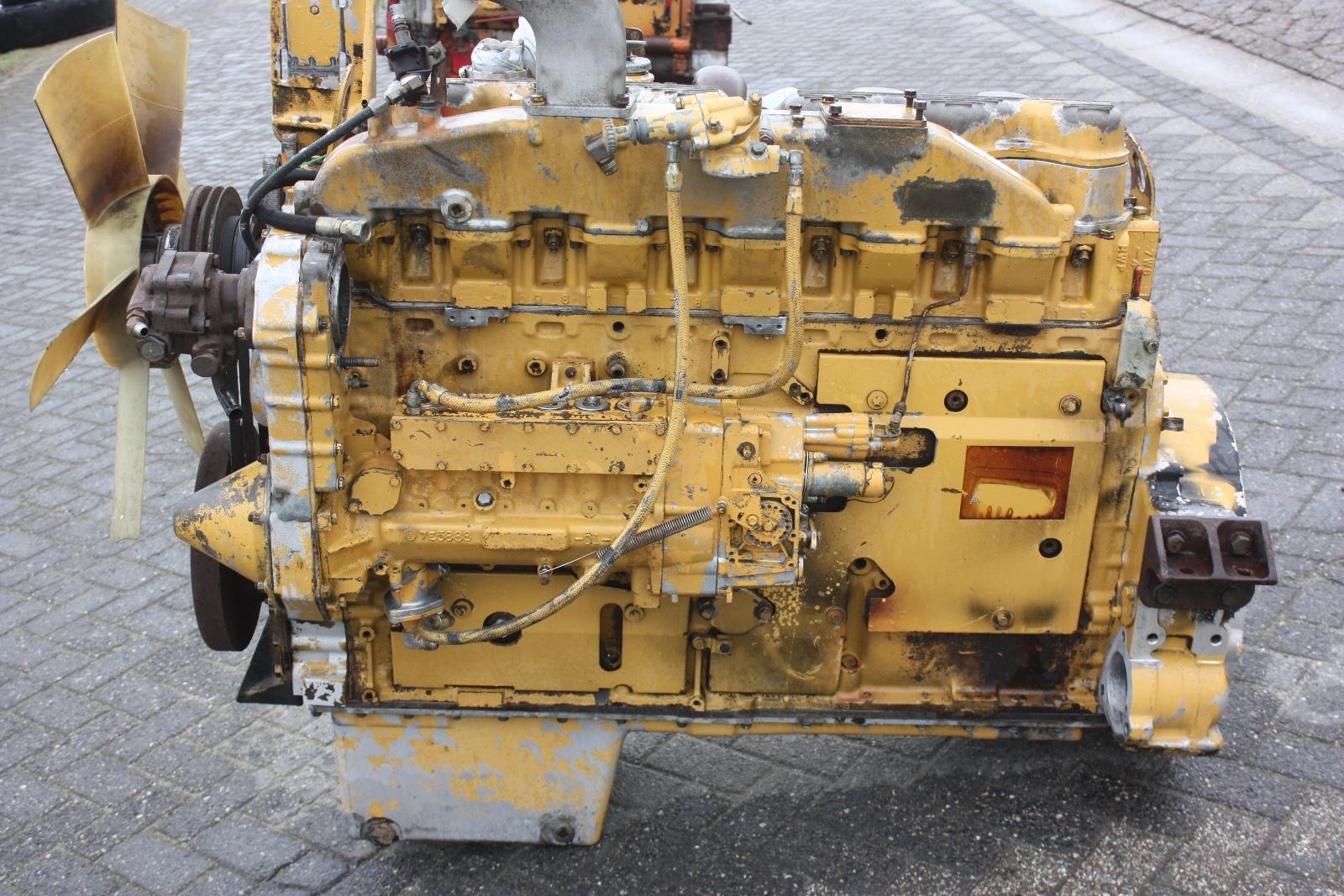 Caterpillar 3406 Engine Van Dijk Heavy Equipment