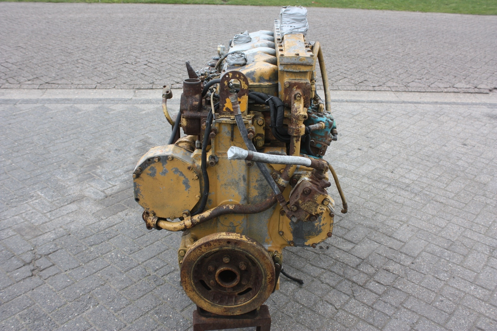 Caterpillar 3406 Engine Van Dijk Heavy Equipment 3406e Cat Fuel Diagram 8