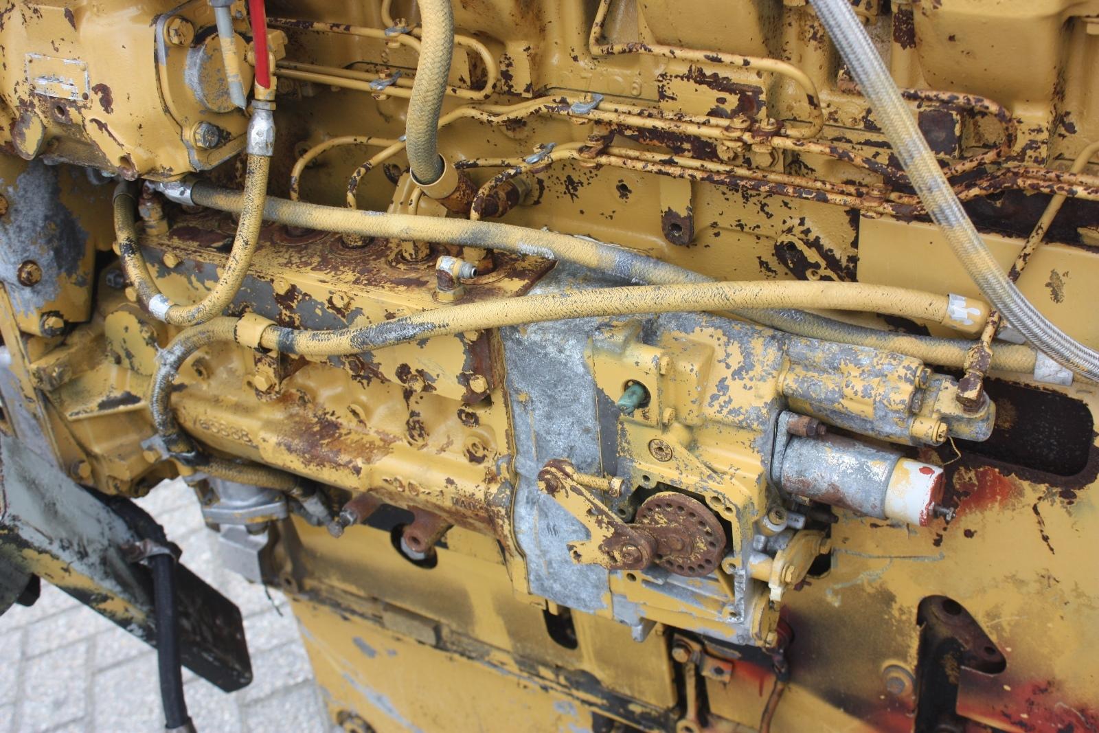 Caterpillar 3406b 0 Engine