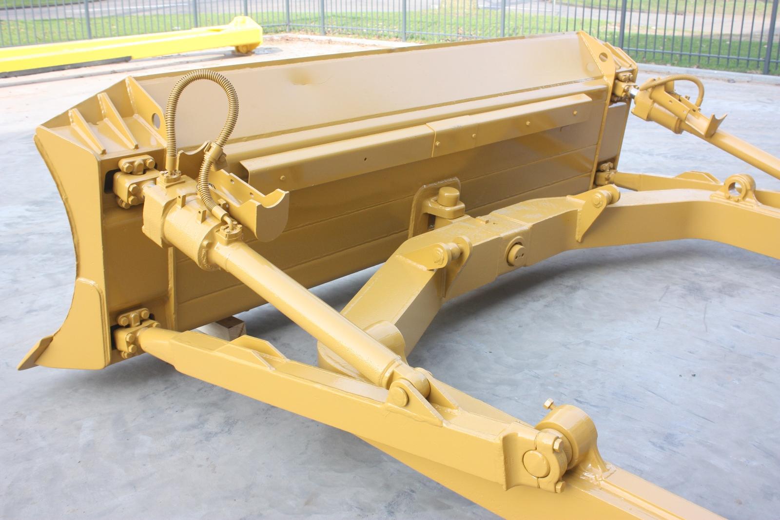 Caterpillar Blade D6r Blade Van Dijk Heavy Equipment