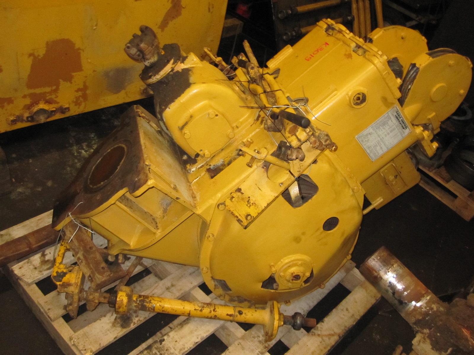 Caterpillar Winch D7 Winches Van Dijk Heavy Equipment
