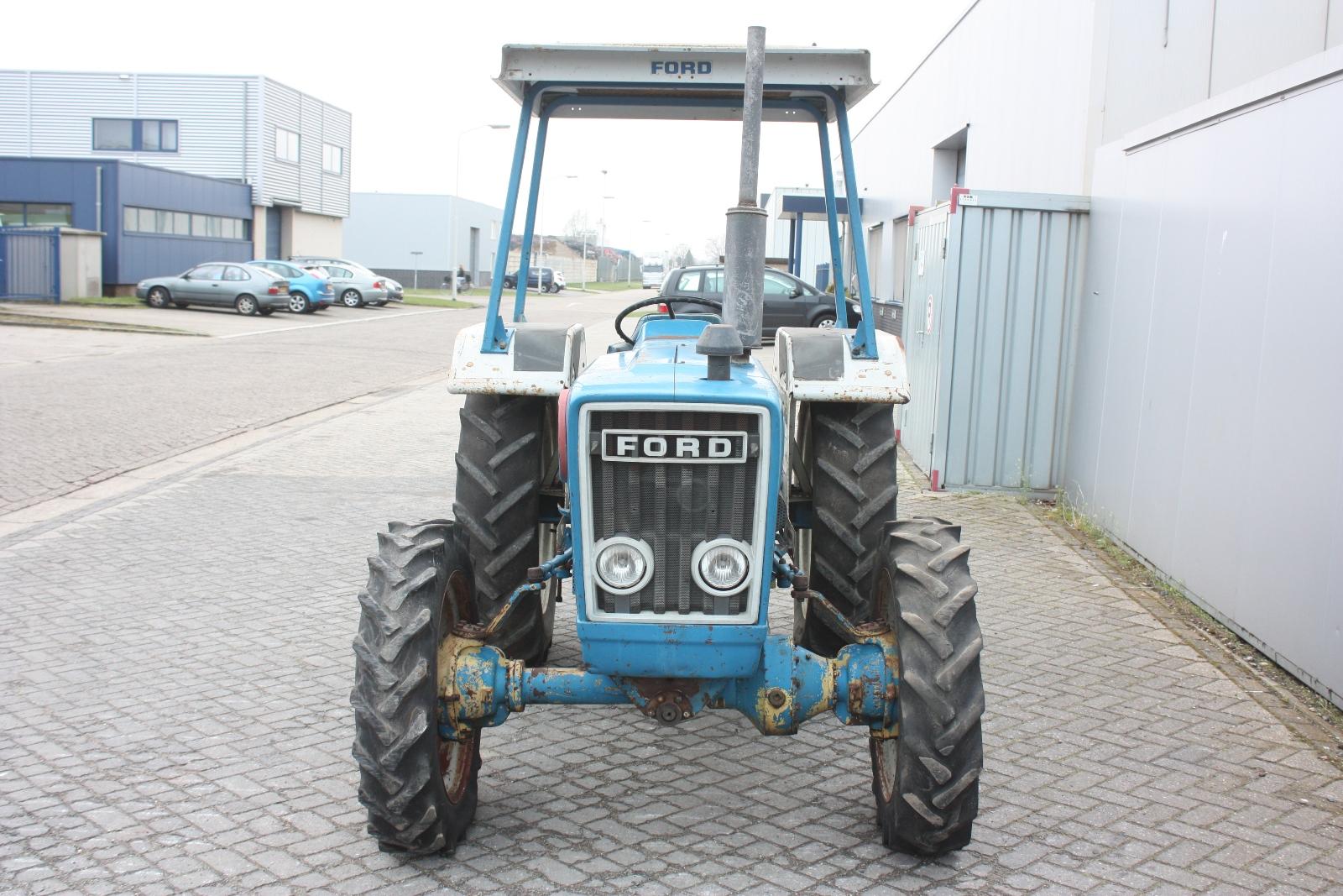 Nett Ford Jubilee Traktor Schaltplan Zeitgenössisch ...