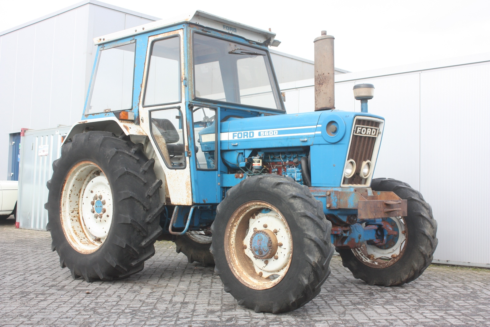 Ford Tractor 800 Series Specifications : Ford tractor specifications