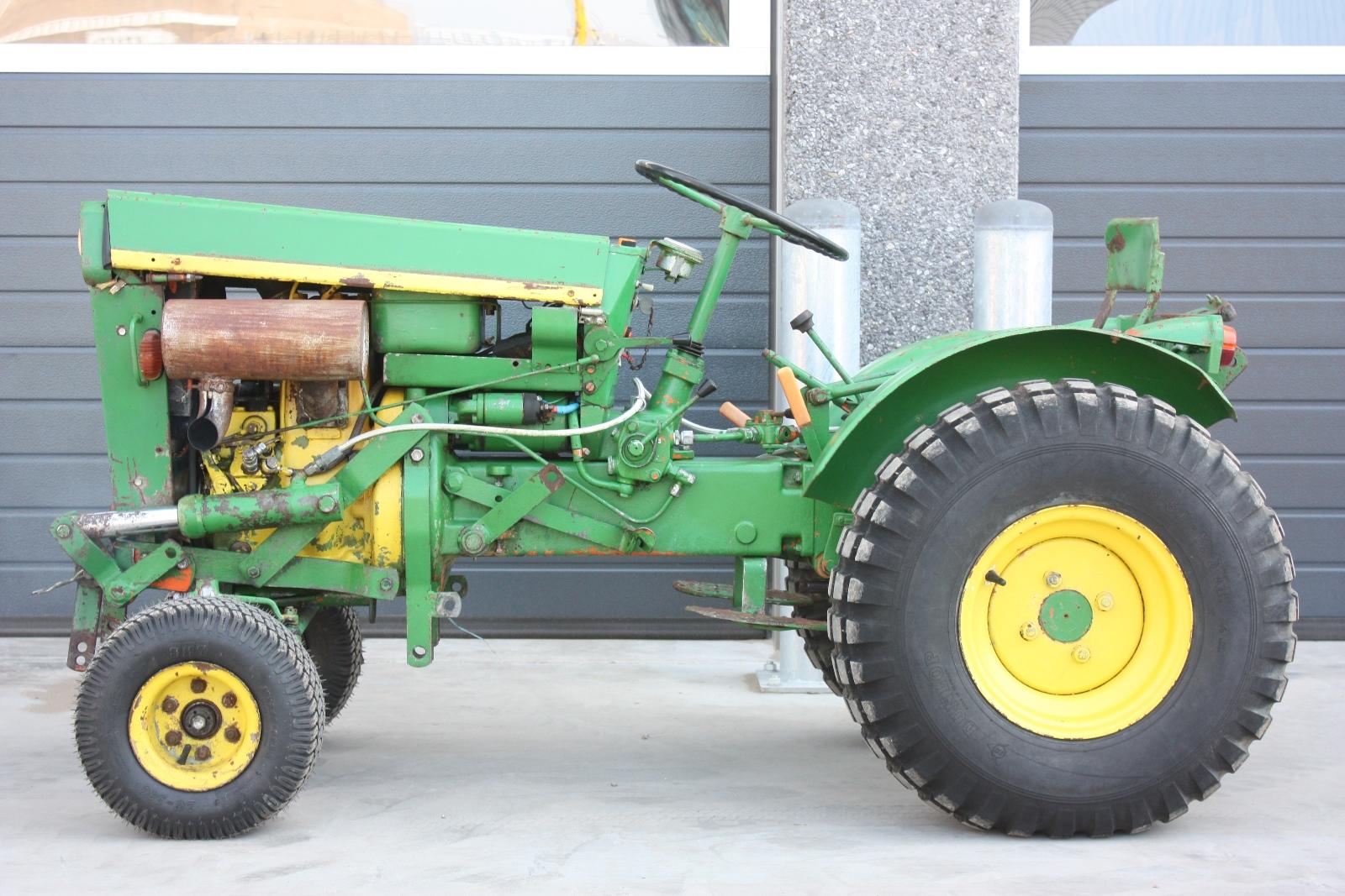 holder b16 1973 vineyard tractor van dijk heavy equipment. Black Bedroom Furniture Sets. Home Design Ideas