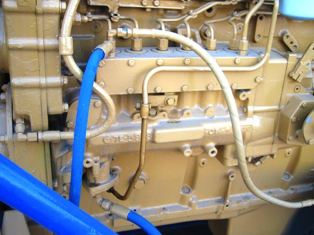 Joy Wb12 1982 Compressor Van Dijk Heavy Equipment