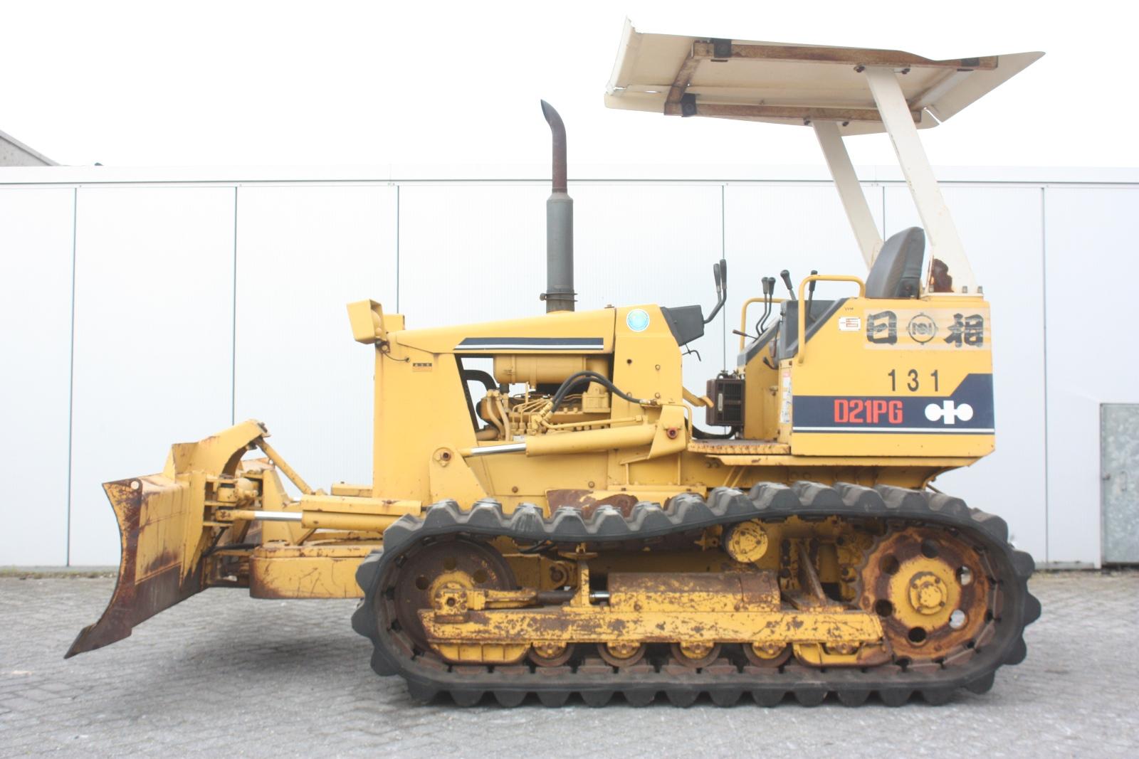 Komatsu dozer d21p - Komatsu D21P-8 Crawler Dozers for Sale | CEG